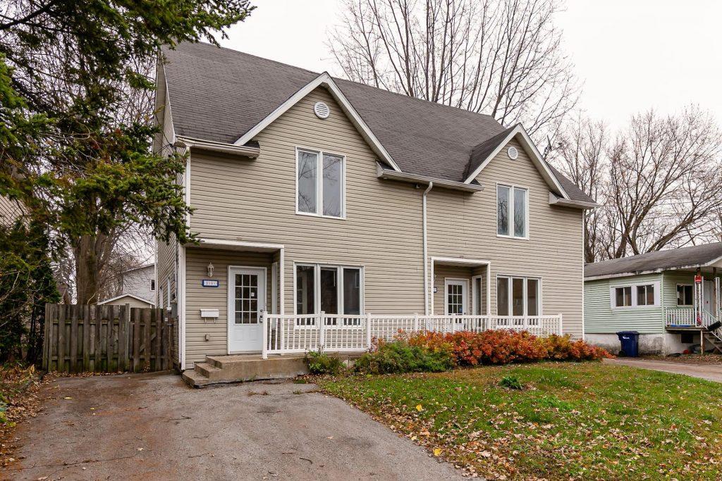 Maison à étages 2121 19e Avenue Laval-Ouest